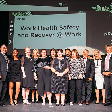 Creating safer, healthier workplaces1